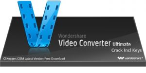 Wondershare Video Converter Full Crack