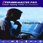 Typing Master Pro 10 Crack With License Key Free Download