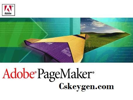 Adobe Page Maker Crack