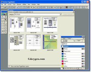 Adobe Page Maker Key