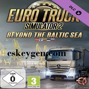 Euro Truck Simulator 2 Product Key