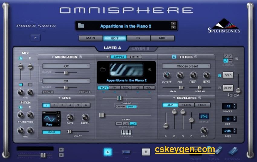 Omnisphere 2 Keygen