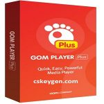 GOM Player Plus Crack 2.3.59 Build 5323 Free Download (2021)