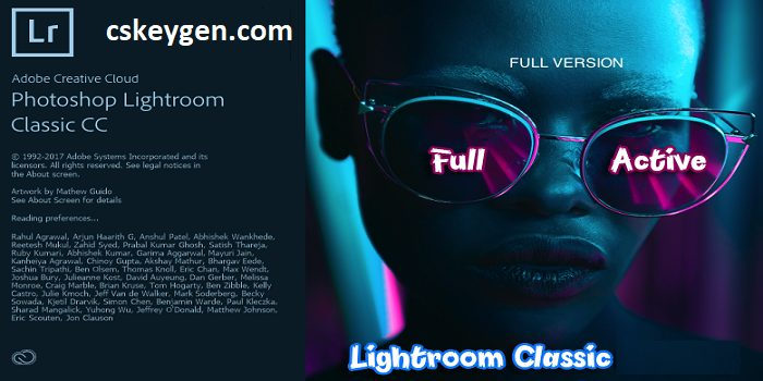 Adobe Lightroom CC Crack